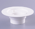 Leak Control Flange | 100mm | ABS | White | Code: TWL-100